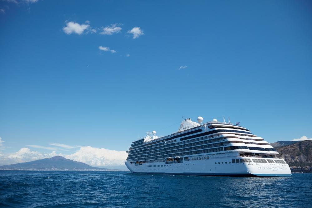Le Regent Seven Seas Explorer est le navire le plus luxueux au monde.