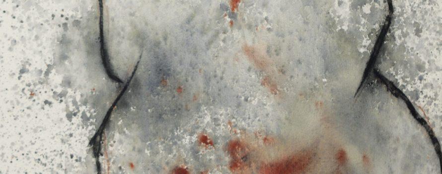 Mars, 2015. France McNeil. Acrylique sur toile. 92 x 102 cm. © L'Artothèque