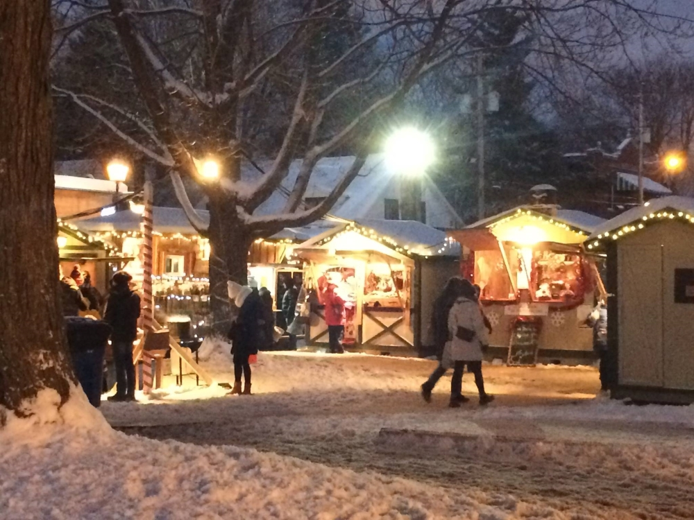 Photo: Facebook Marché de Noël et des Traditions de Longueuil