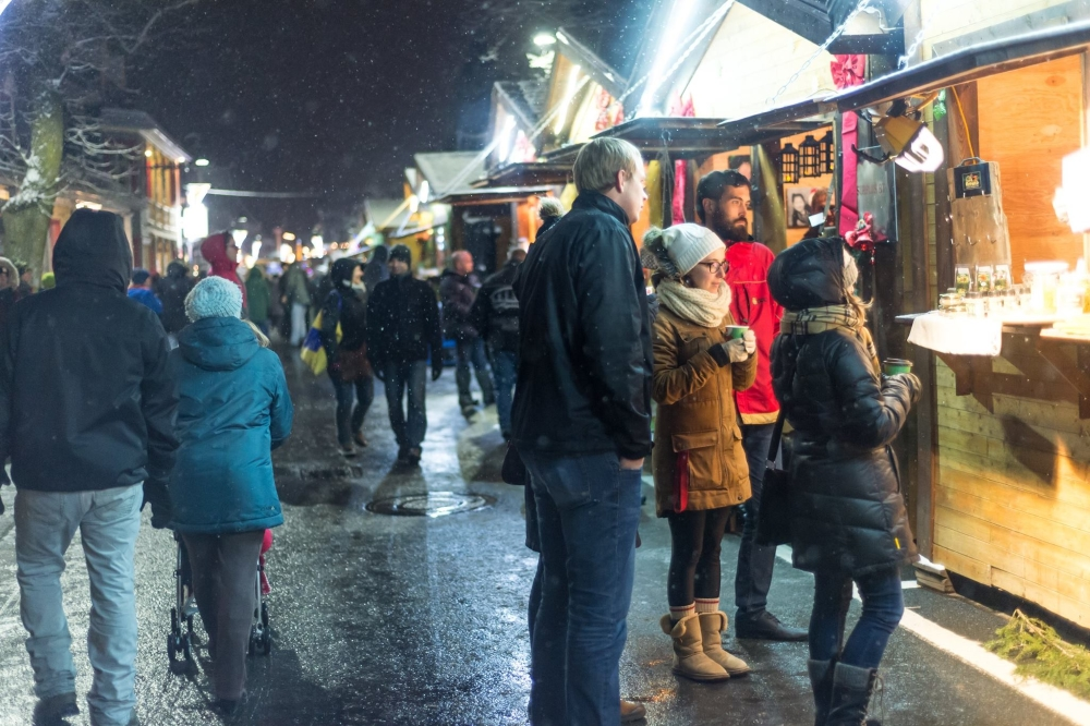 Photo: Facebook Marché de Noël de Baie-Saint-Paul