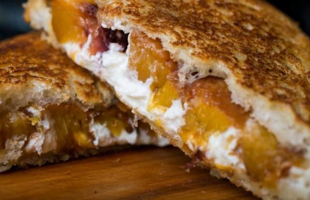 Le grilled-cheese réinventé