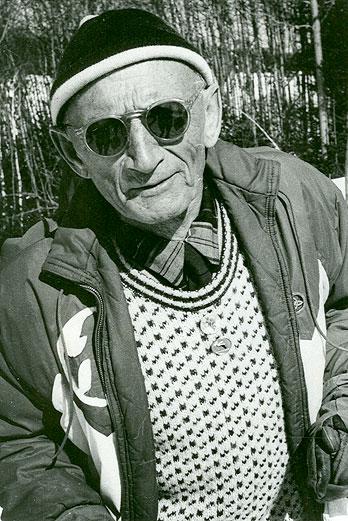 Jackrabbit Johannsen. Musée canadien du ski, Ottawa. © Frank E. Macintyre