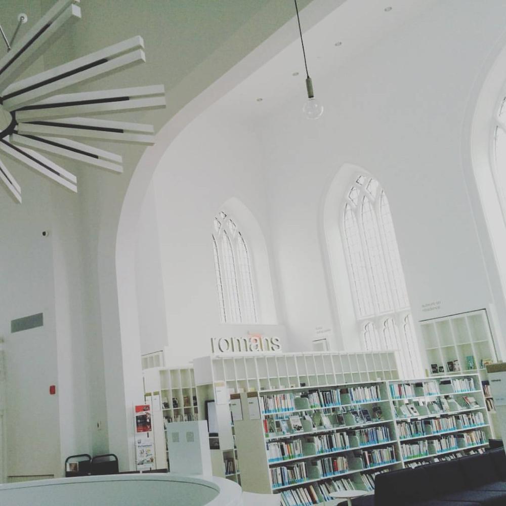 Photo: Facebook Maison de la littérature