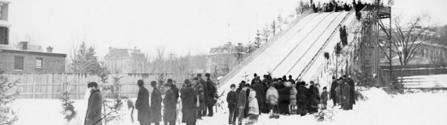 30 photos rares du Québec