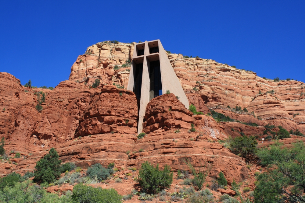Chapel of the Holy Cross. Photo: Kara, Flickr