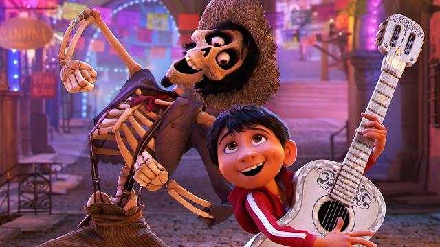 Coco, un film de Disney Pixar