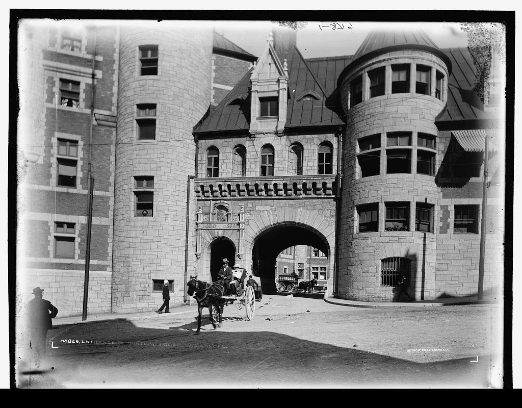 Photo: Bibliothèque du Congrès américain