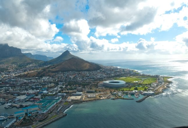 Baie du Cap, Afrique du Sud. Photo: alaingosse, Flickr