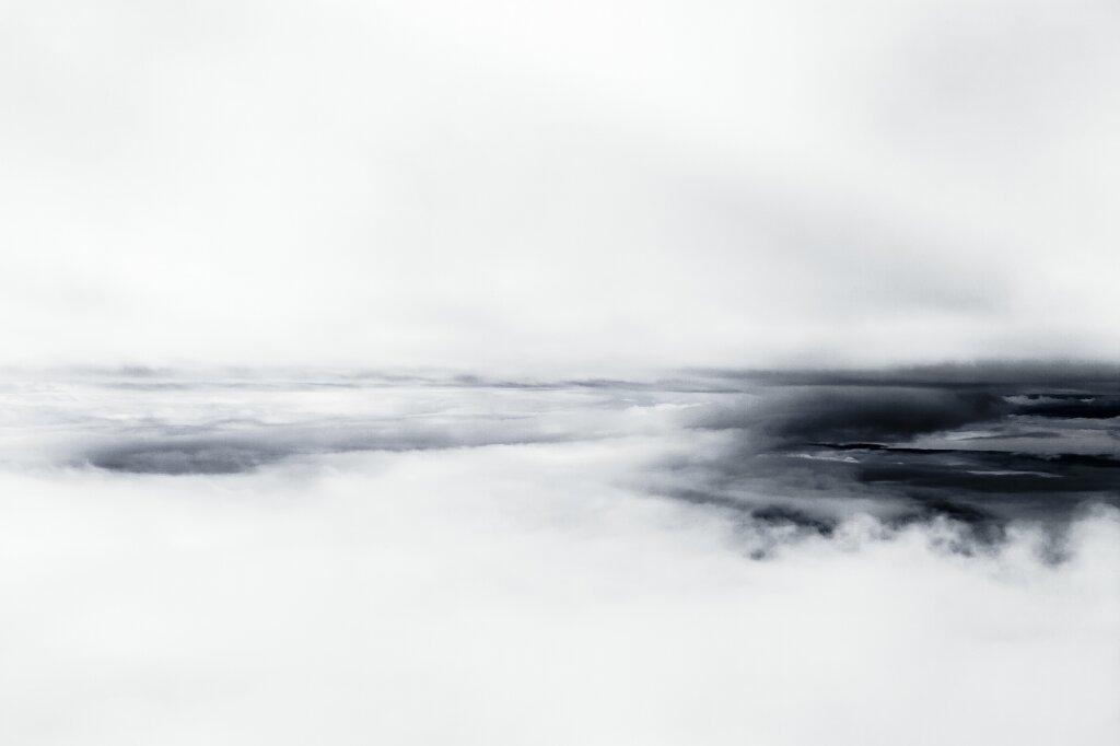 Paysage Céleste 05. 2014. Emmanuel Chieze. Photographie numérique, impression jet d'encre sur papier archive, montage sous acrylique. 61 x 91 cm. © L'Artothèque. Tous droits réservés