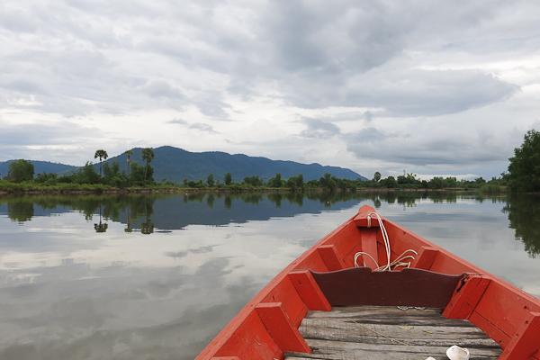 «Le Cambodge figure au sommet de mon palmarès d'expériences mémorables en voyage.» Photo: moimessouliers.org
