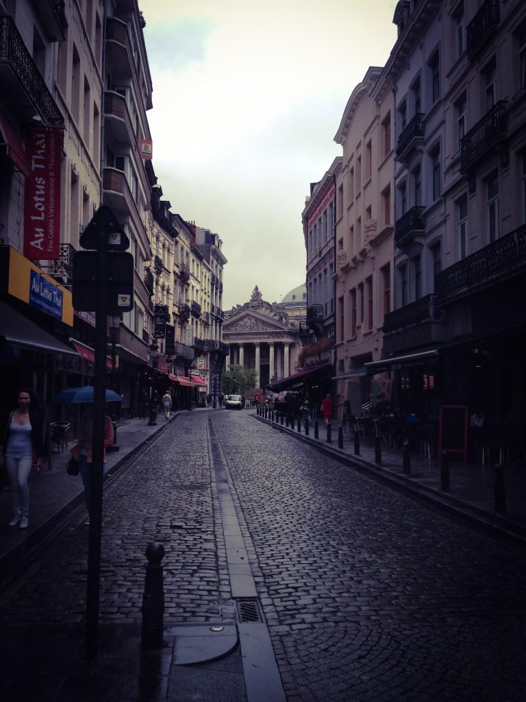 Éviter la cohue de Paris et découvrir les charmes de Bruxelles. Photo: scouich.com