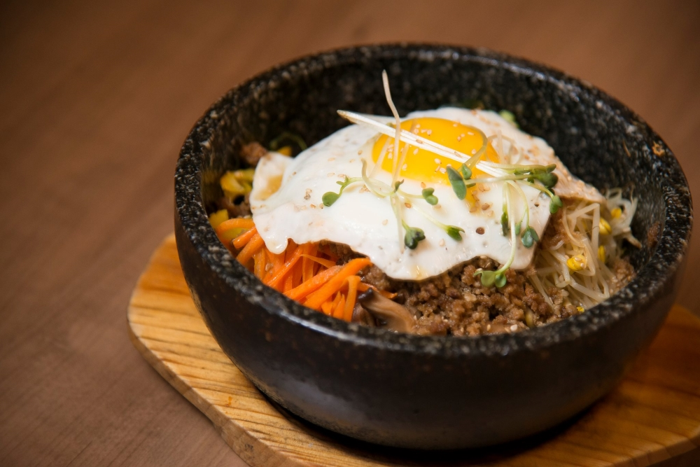 Le bibimbap du restaurant GaNaDaRa. Photo: Facebook Restaurant GaNaDaRa