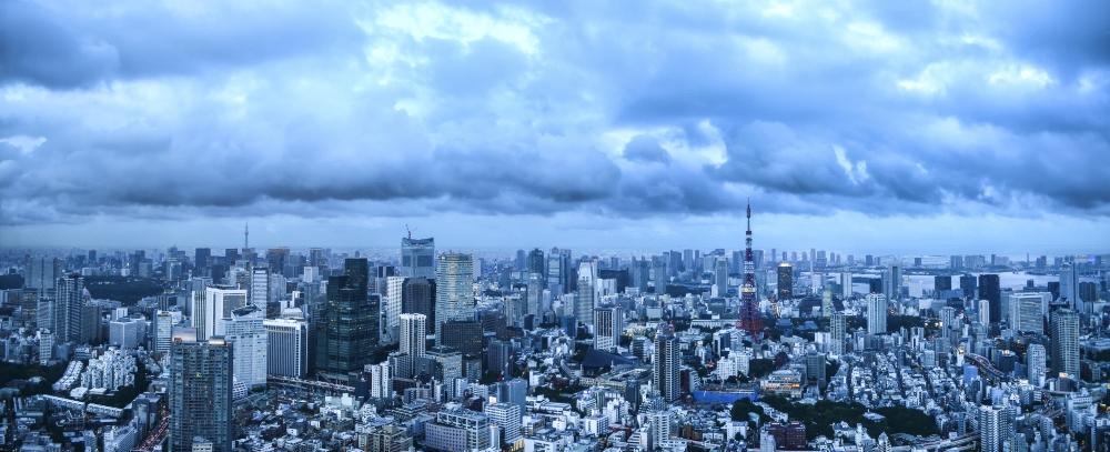 Tokyo, ville hôte des Jeux olympiques d'été en 2020. Photo: inefekt69, Flickr