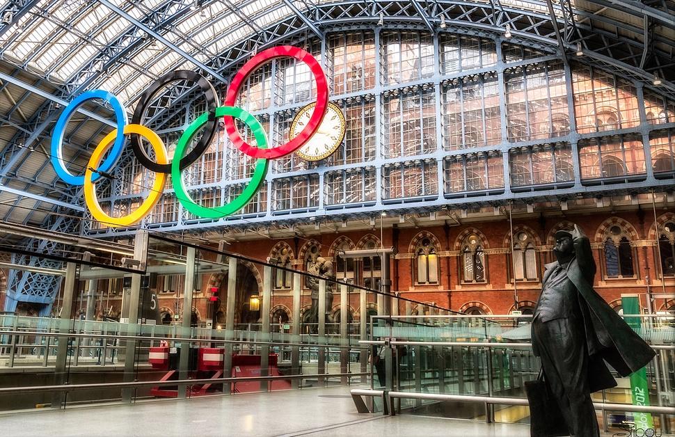 Les Jeux de Londres ont carrément fait fuir les touristes. Photo: stibou5, Flickr