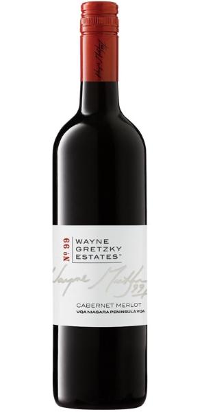 Un vin du célèbre joueur numéro 99! Photo: SAQ.com