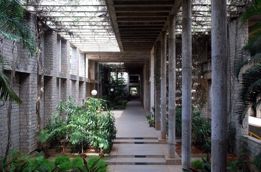 Institut indien de management, Bangalore. Photo: Wikimedia, Sanyam Bahga