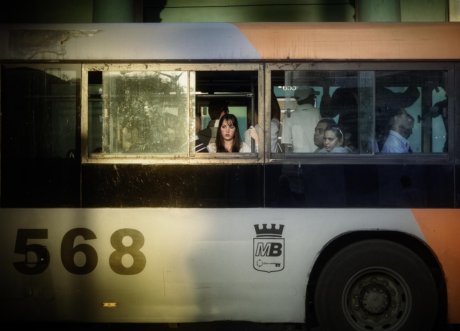 """""""Destino"""" Raymond Massé Club de photographie polarisée de l'Outaouais 2e prix thème: Humain"""