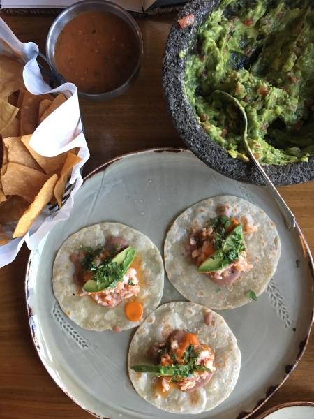 Les tacos sont très populaires dans les environs de Phoenix. Photo: Véronique Leduc