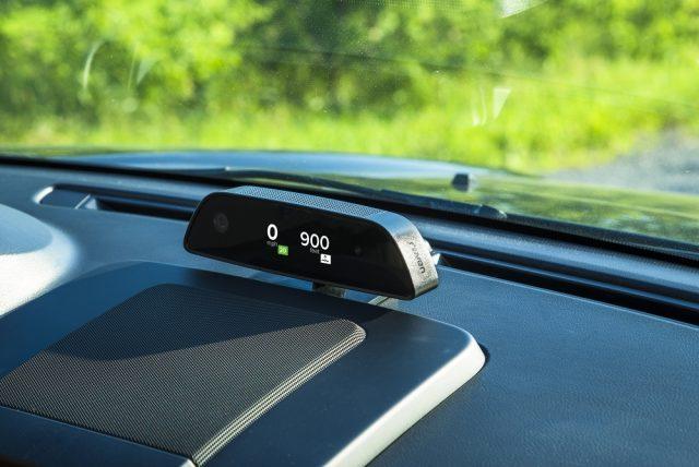 L'adaptateur pour voiture intelligente le plus intéressant sur le marché en ce moment est le Raven.