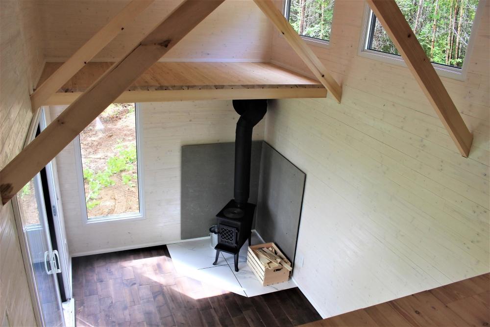 des maisons qui se construisent en un rien de temps avenues. Black Bedroom Furniture Sets. Home Design Ideas