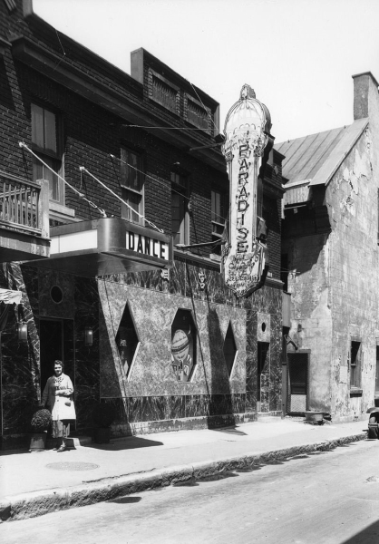 Photo: Service d'Archive de la Ville de Montréal