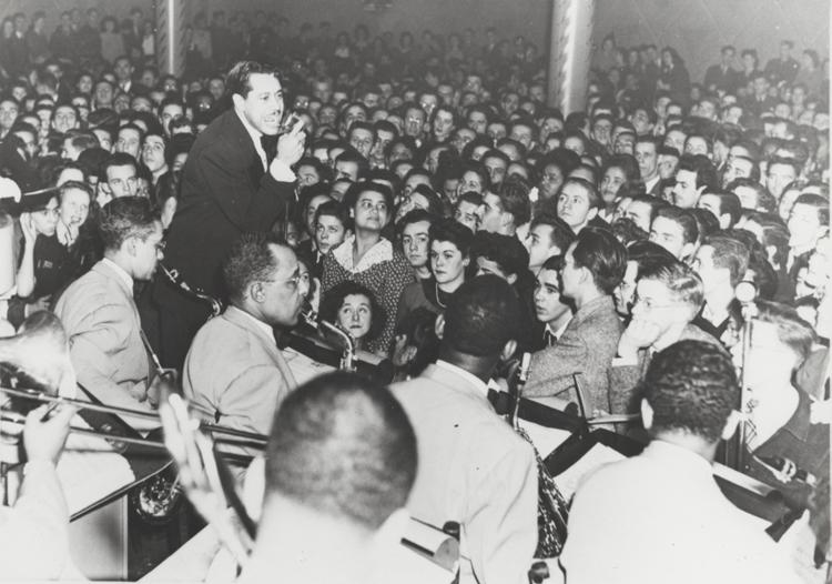 Photo: Fonds John Gilmore. Service des archives de l'Université Concordia