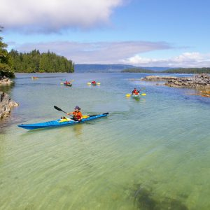 Photo: Facebook Majestic Ocean Kayaking