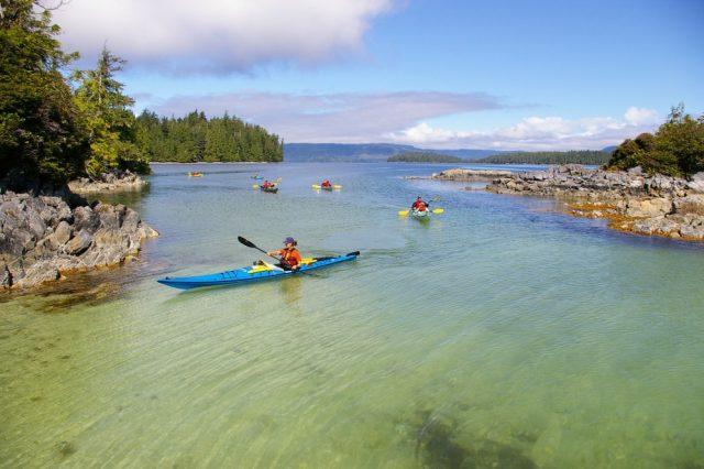 Photo: Facebook Majestic Ocean Kayaking