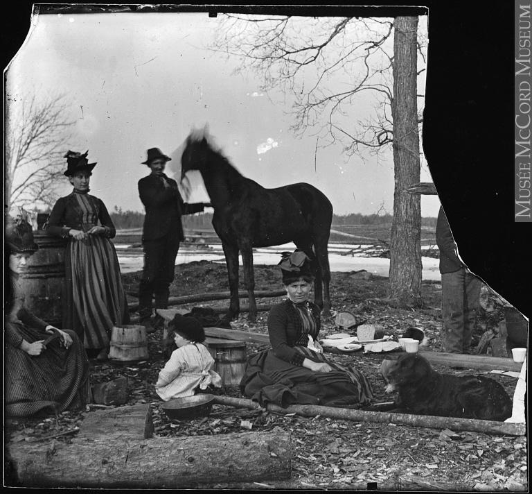 Photo: Charles Howard Millar.Don de M. Leslie Millar.© Musée McCord