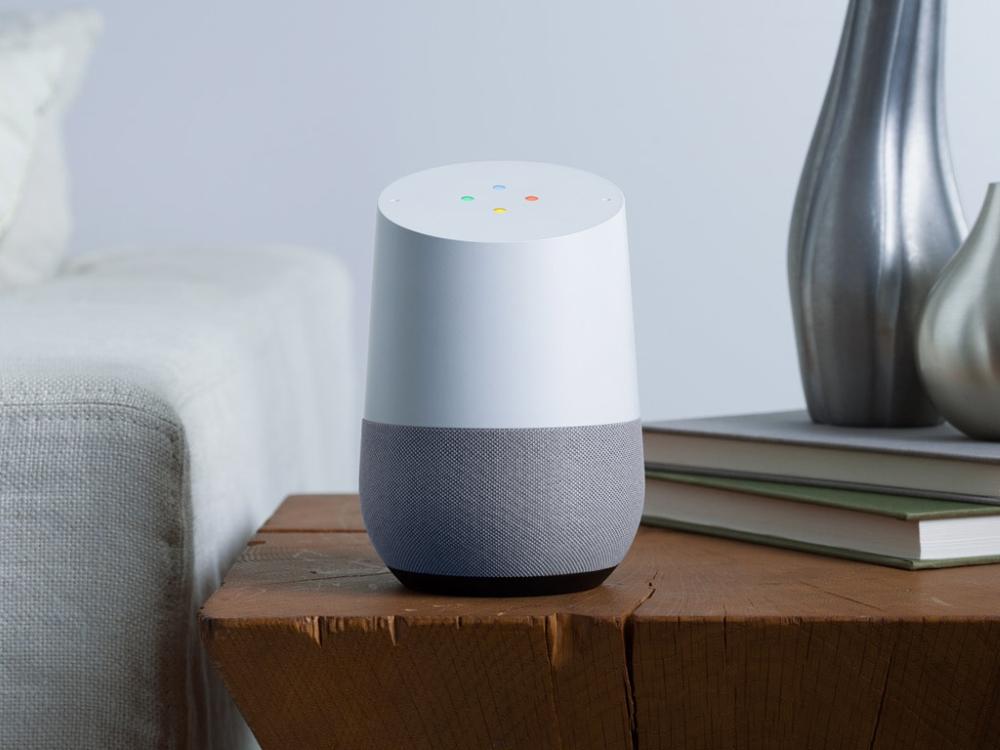 Trouver votre téléphone grâce à Google Home.