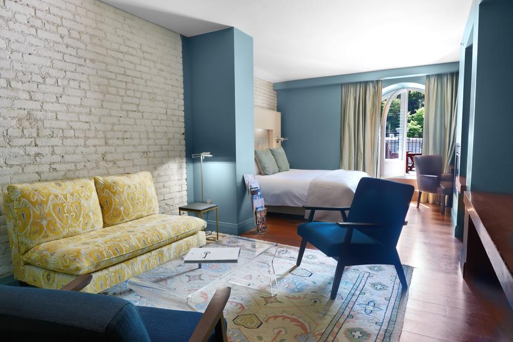 L'Auberge Saint-Antoine, à Québec, s'est taillé une place dans le top 10 des meilleurs hôtels au Canada. Photo: Facebook Auberge Saint-Antoine