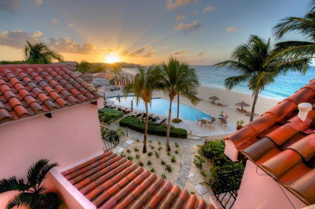 Photo: Facebook Frangipani Beach Resort