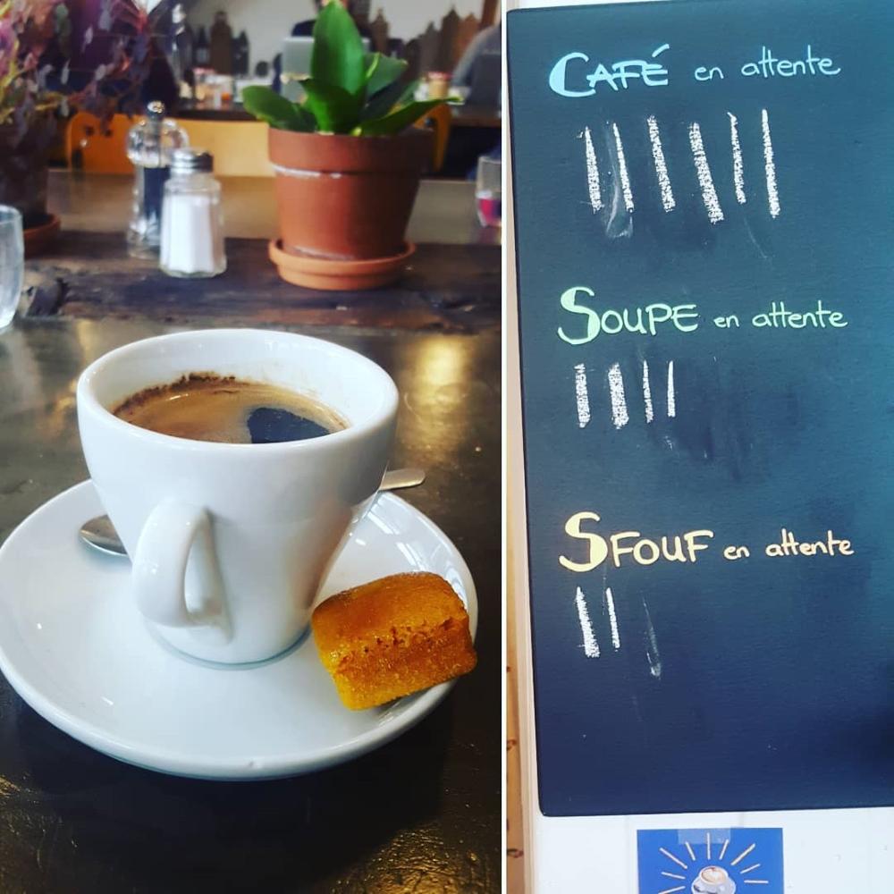 Photo: Facebook Cafés en attente Qc