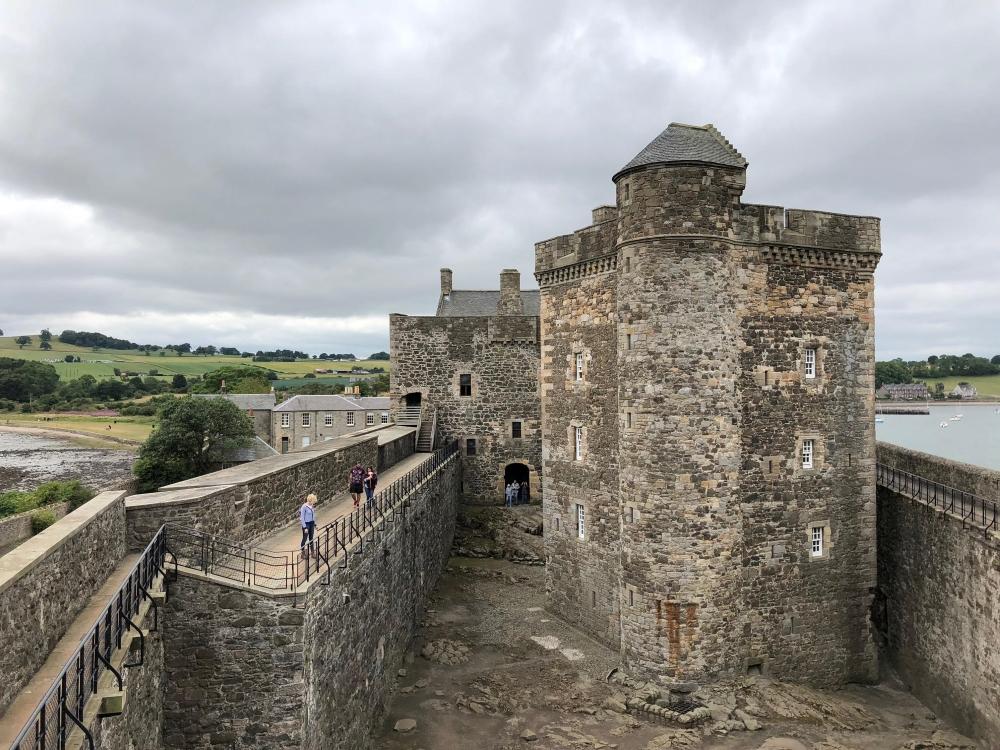 Blackness Castle. Photo: Marie-Julie Gagnon