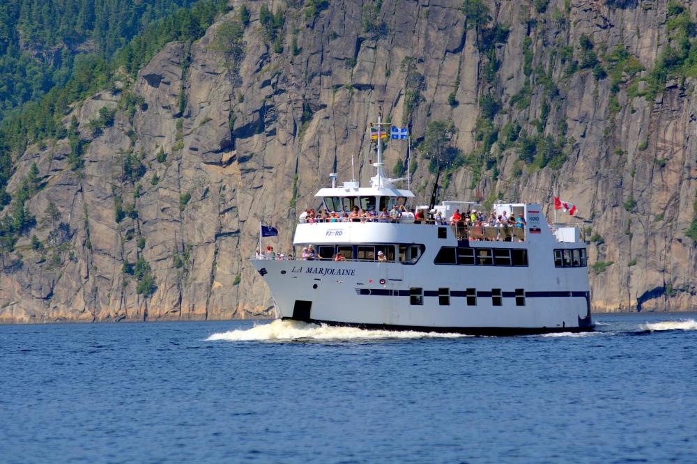 Photo: Facebook Les Navettes maritimes du Fjord