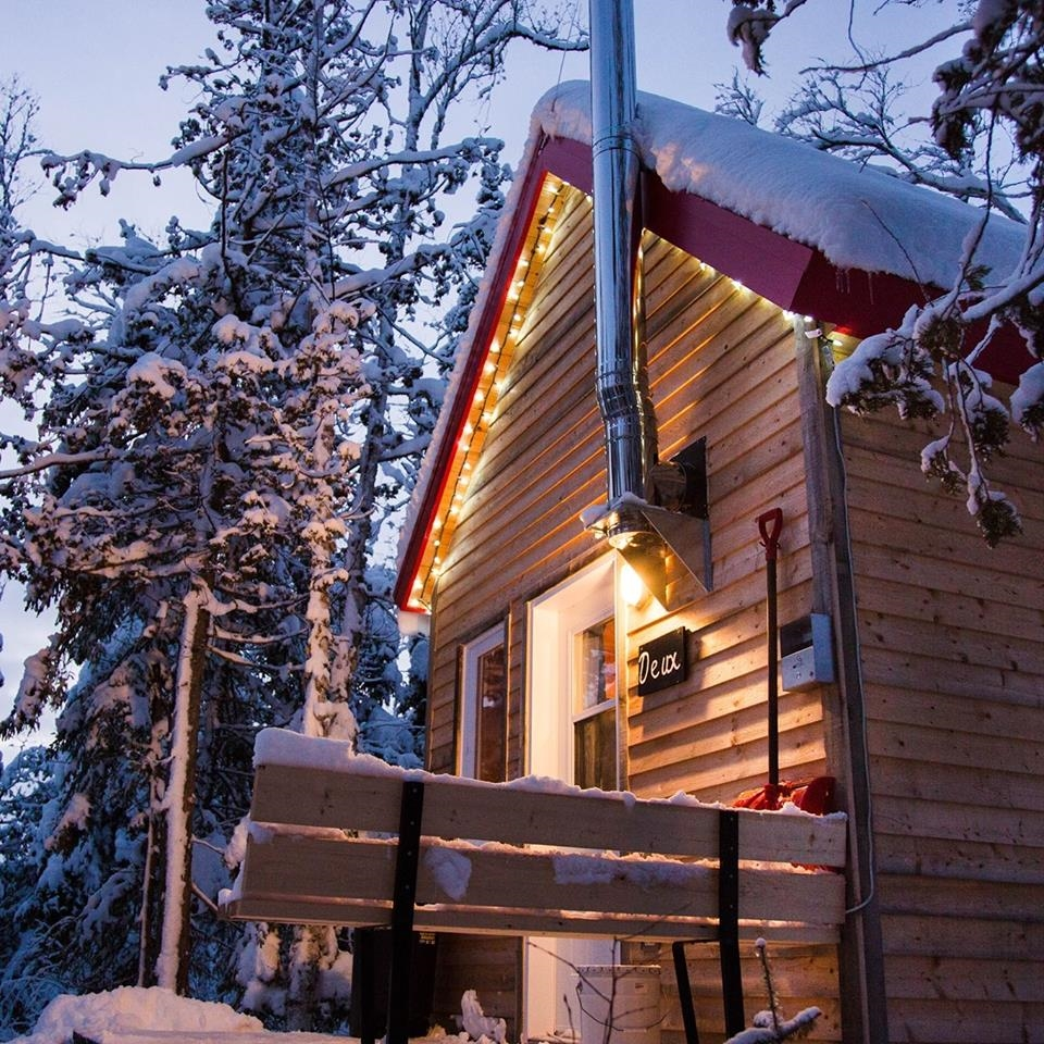 Photo: Facebook Micro-Chalets des Appalaches