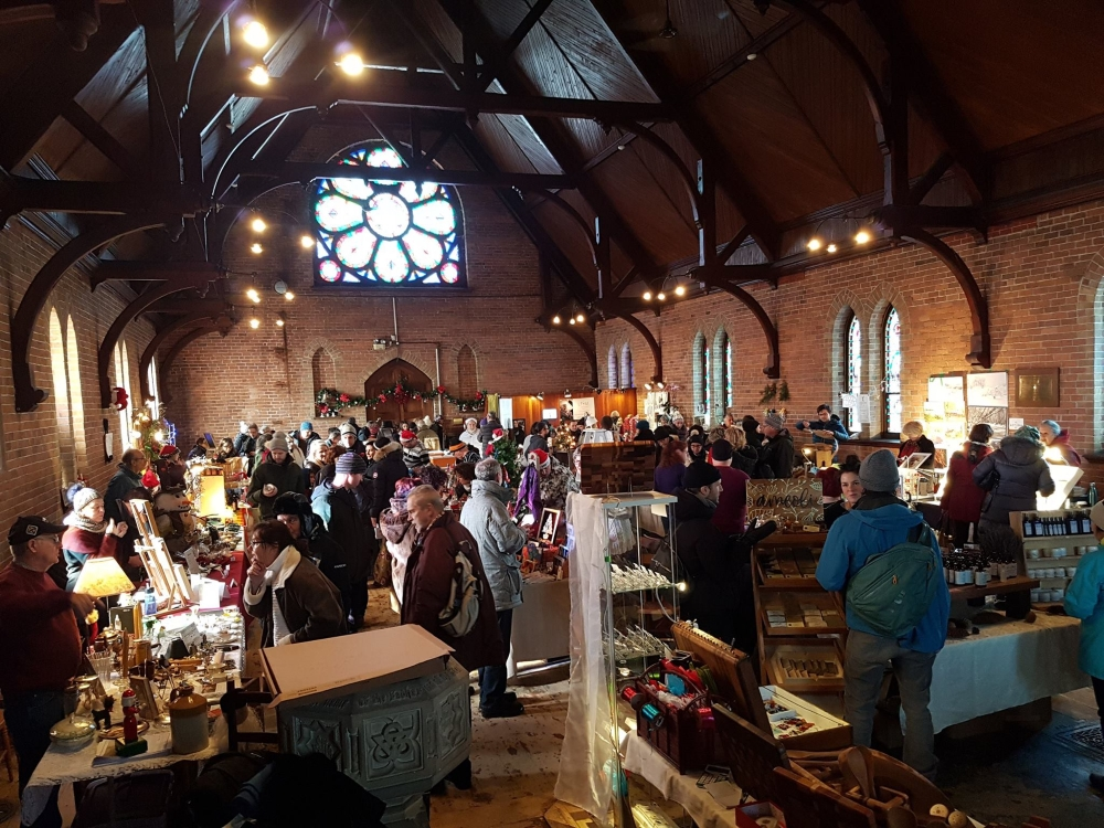 Photo: Facebook Marché de Noël Frelighsburg
