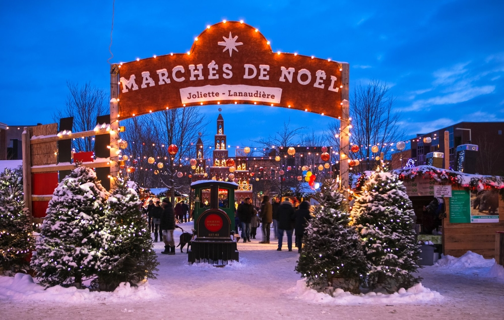 Photo: Facebook Marché de Noël de Joliette