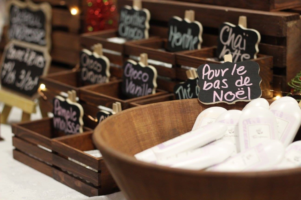 Photo: Facebook Marché de Noël Shawinigan