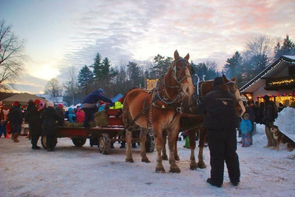 Photo: Facebook Marché de Noël de Wakefield