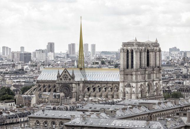 Notre-Dame de Paris: comment restaurer ce joyau architectural?