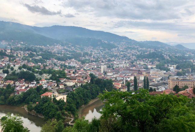 Douce-amère Sarajevo
