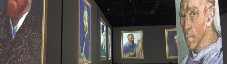 <i>Imagine Van Gogh</i>: lumières et couleurs à Montréal