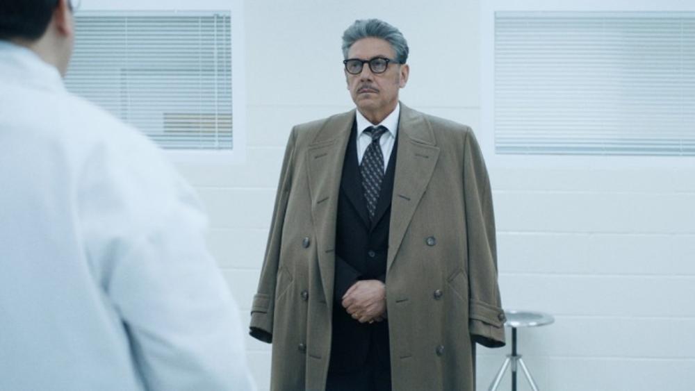Dans le rôle principal, l'acteur italien Sergio Castellitto est tout simplement prodigieux.