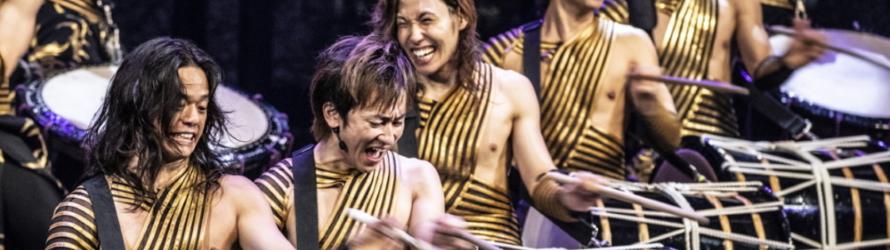 <i>Drum tao 2020</i>: le rythme dans le sang