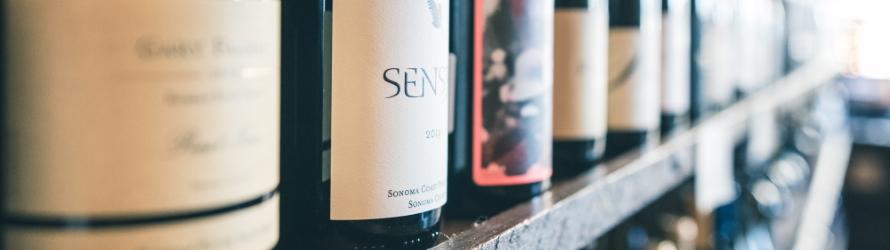 Des vins livrés à votre porte