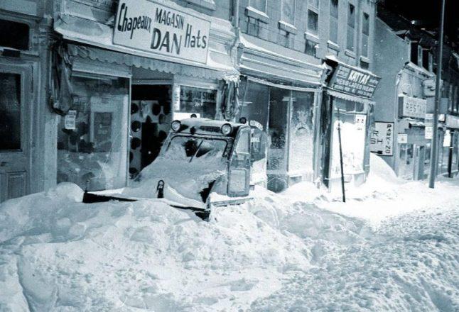 Il y a 50 ans, la tempête du siècle en 20 photos