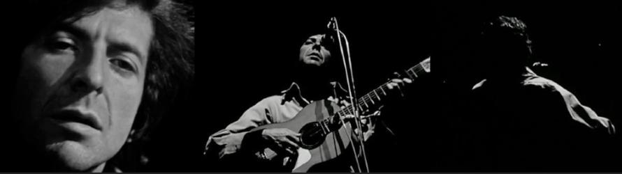 Leonard Cohen au MAC en version virtuelle