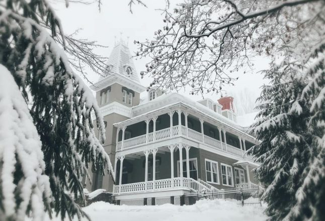 Le Manoir Maplewood: résidence vedette à Waterloo